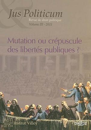 Jus politicum, 2011 N°3