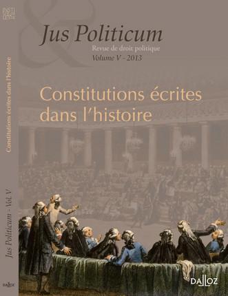 Jus politicum, 2013 N°5