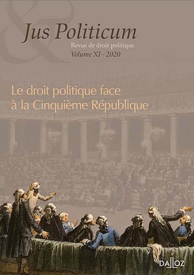 Jus politicum, 2020 N°11