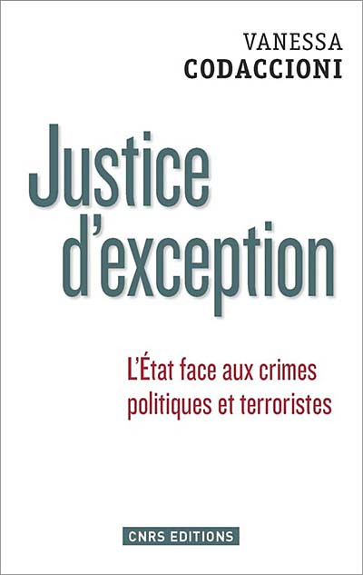Justice d'exception