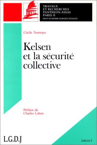 Kelsen et la société collective