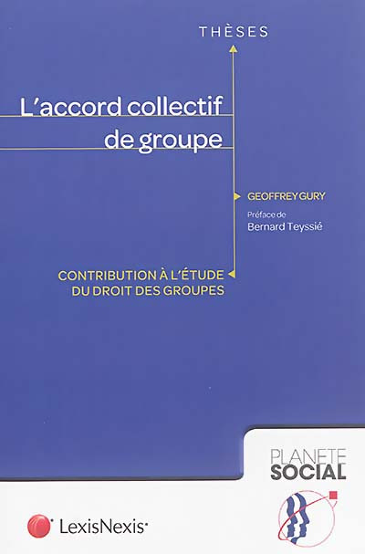L'accord collectif de groupe