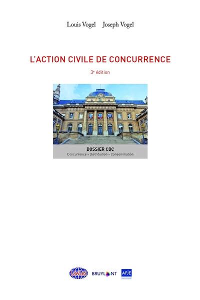 L'action civile de concurrence
