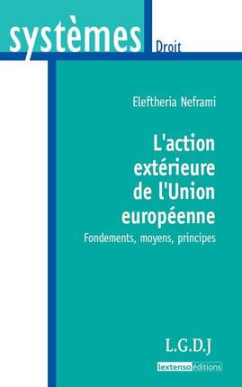 L'action extérieure de l'Union européenne