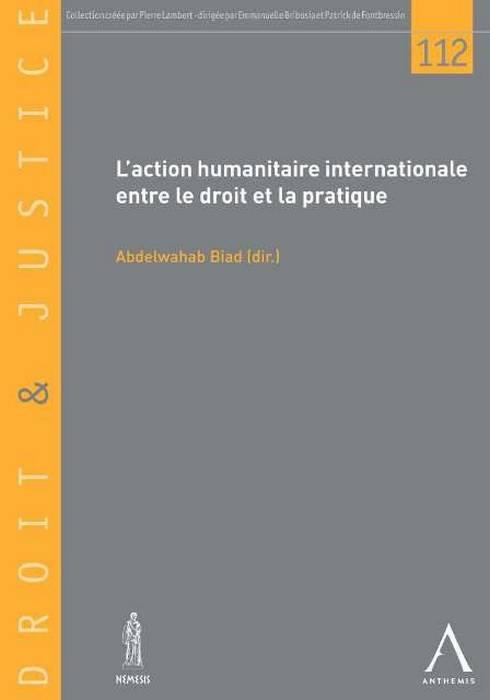 L'action humanitaire internationale entre le droit et la pratique