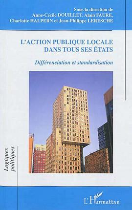 L'action publique locale dans tous ses états