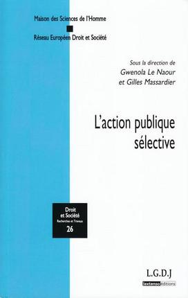 L'action publique sélective