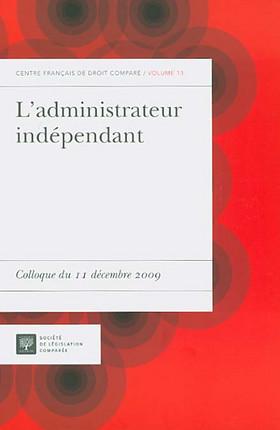 L'administrateur indépendant