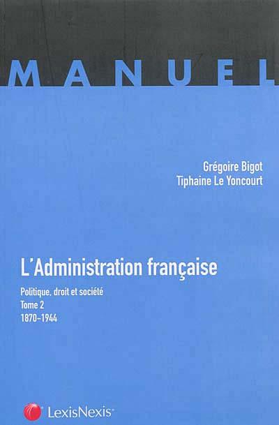 L'administration française