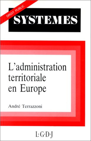 L'administration territoriale en Europe