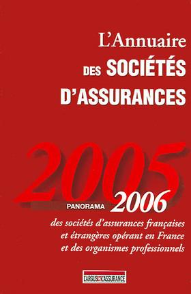L'annuaire des sociétés d'assurance 2005-2006