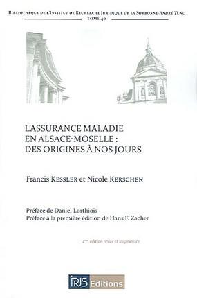 L'assurance maladie en Alsace-Moselle : des origines à nos jours