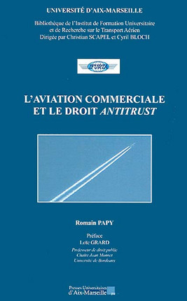 L'aviation commerciale et le droit antitrust