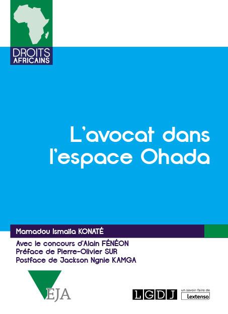 L'avocat dans l'espace Ohada