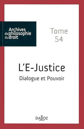 L'e-justice