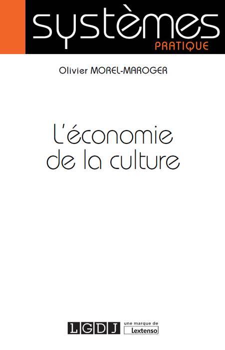 L'économie de la culture