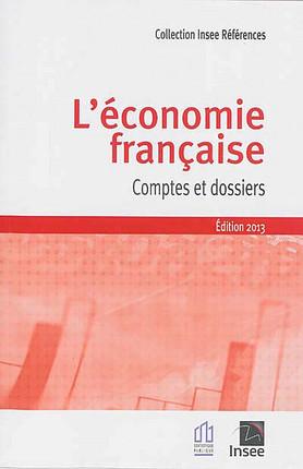 L'économie française - Edition 2013