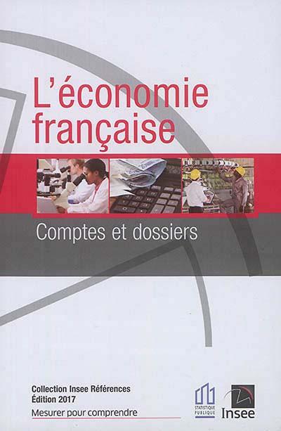 L'économie française - Edition 2017