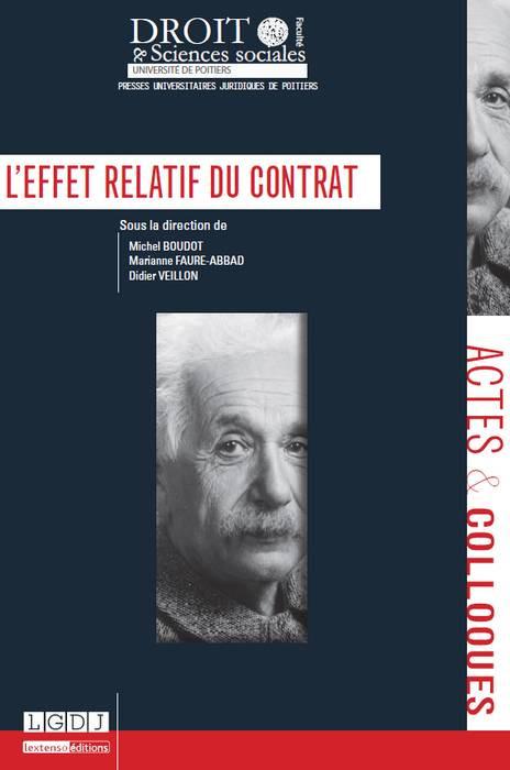 L'effet relatif du contrat