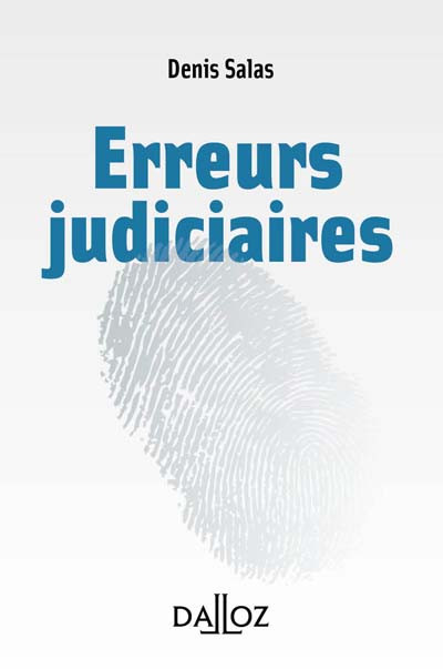 Erreurs judiciaires (mini format)