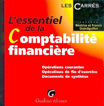 L'essentiel de la comptabilité financière