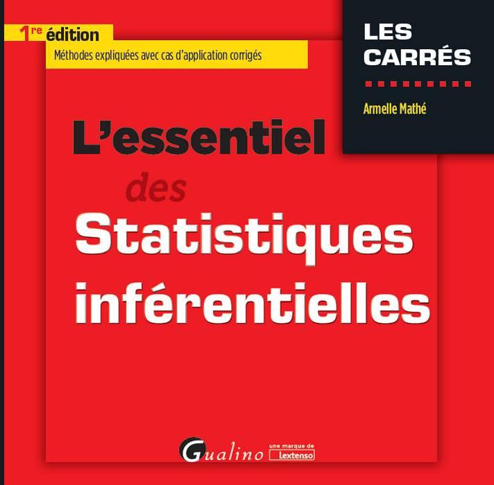 [EBOOK] L'essentiel des statistiques inférentielles