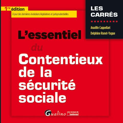 [EBOOK] L'essentiel du contentieux de la sécurité sociale