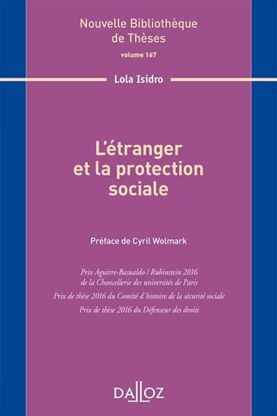 L'étranger et la protection sociale