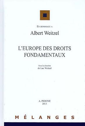 L'Europe des droits fondamentaux