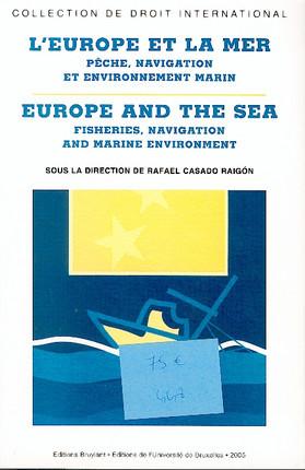 l'Europe et la mer