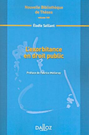 L'exorbitance en droit public