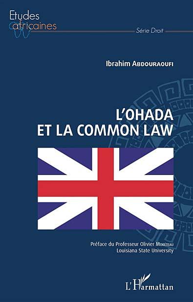 L'OHADA et la common law