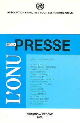L'ONU et la presse