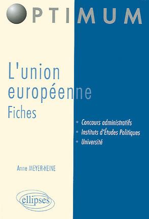 L'Union européenne : fiches