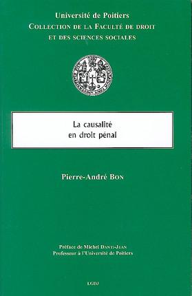 La causalité en droit pénal