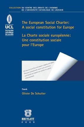 La Charte sociale européenne : une constitution sociale pour l'Europe
