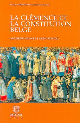 La clémence  et la constitution Belge