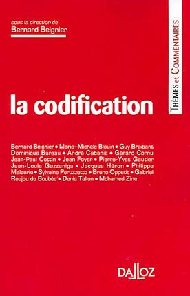 La codification