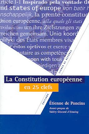La Constitution européenne en 25 clefs