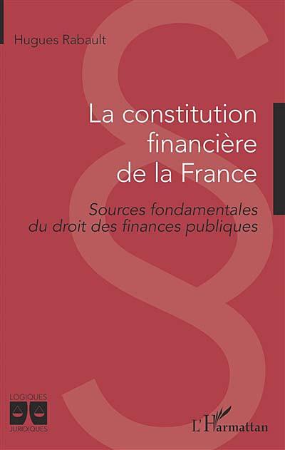 La constitution financière de la France