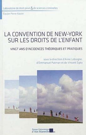La Convention de New York sur les droits de l'enfant