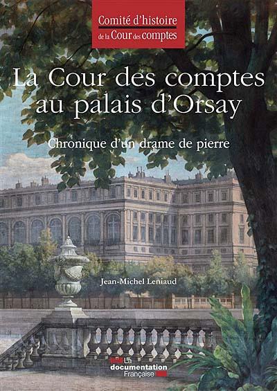 La Cour des comptes au palais d'Orsay