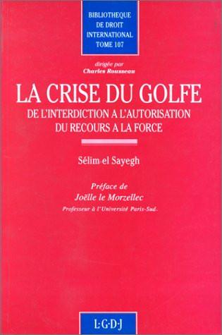 La crise du golfe