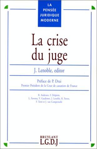 La crise du juge