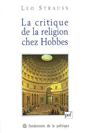 La critique de la religion chez Hobbes