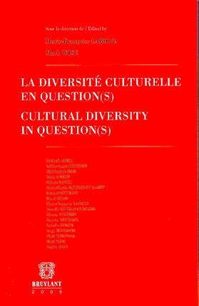 La diversité culturelle en question(s)