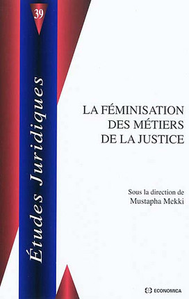 La féminisation des métiers de la justice