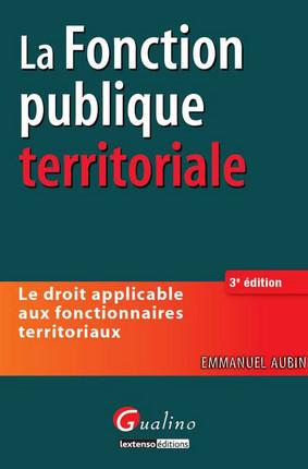 La fonction publique territoriale