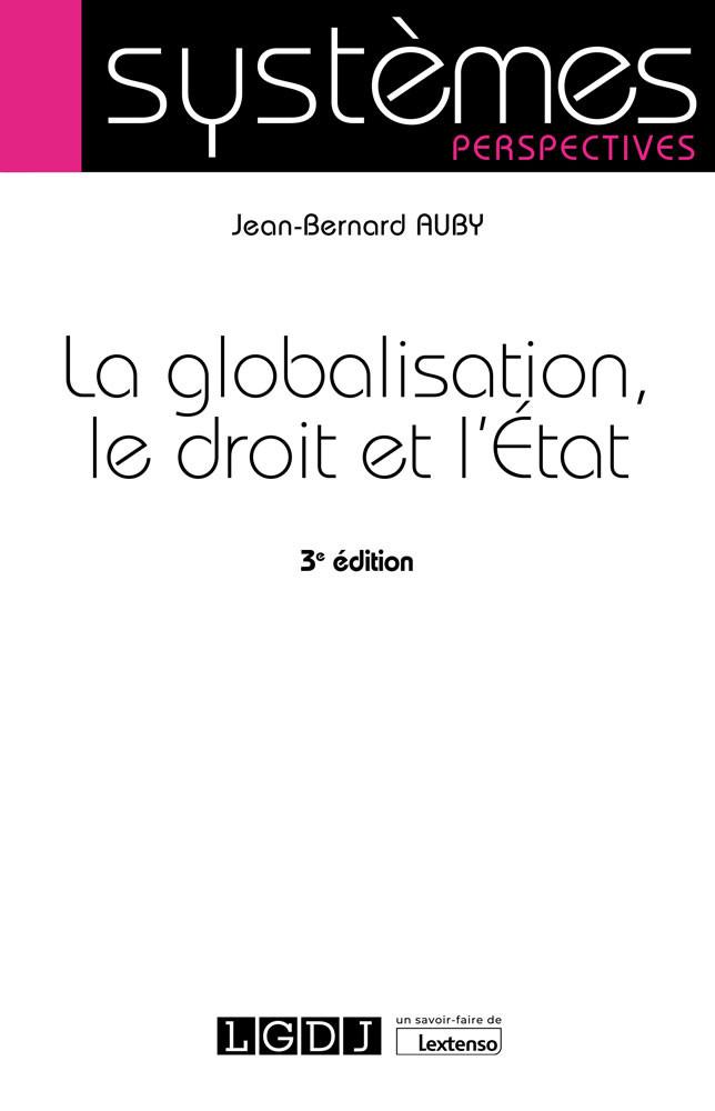 La globalisation, le droit et l'État