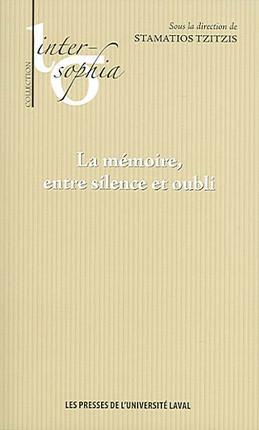 La mémoire, entre silence et oubli